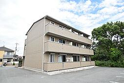 セジュール亀山 B棟[203号室]の外観