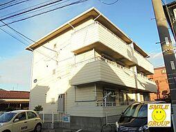 コンフォートMORI[2階]の外観