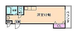 新井ビル[2階]の間取り