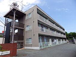 埼玉県川越市南通町の賃貸マンションの外観
