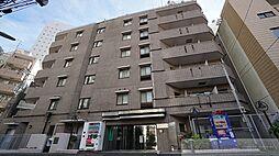 東京都品川区大井1丁目の賃貸マンションの外観