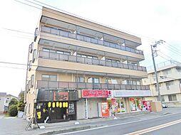 神奈川県大和市深見の賃貸マンションの外観