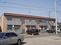 千葉県鎌ケ谷市東道野辺5丁目の賃貸アパートの外観
