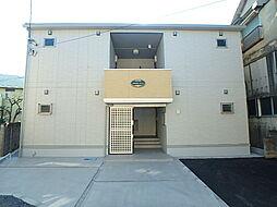 埼玉県さいたま市大宮区堀の内町2丁目の賃貸アパートの外観
