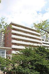 河田町コンフォガーデン4号棟[7階]の外観