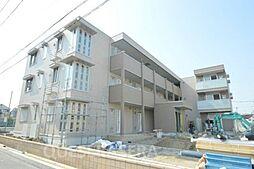 大阪府大阪市東住吉区住道矢田3丁目の賃貸アパートの外観