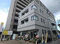栃木県宇都宮市桜2の賃貸マンションの外観