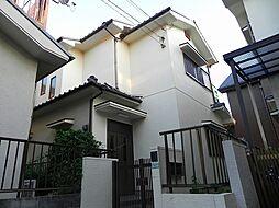 [一戸建] 大阪府豊中市向丘2丁目 の賃貸【/】の外観