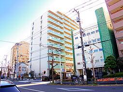 東京都北区上十条1丁目の賃貸マンションの外観