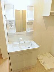 グランドソレーユの洗面所