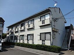 滋賀県彦根市本町1丁目の賃貸アパートの外観