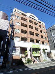大阪府豊中市本町7丁目の賃貸マンションの外観