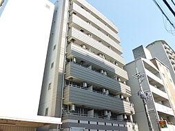 ラフォンテ三宮旭[8階]の外観