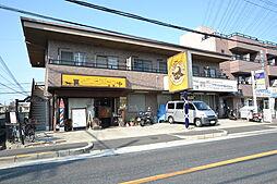 大阪府松原市高見の里3丁目の賃貸アパートの外観