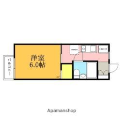 中央線 東小金井駅 徒歩12分