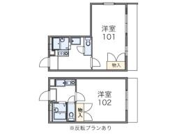 甲府駅 3.5万円