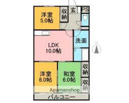 多治見駅 5.8万円