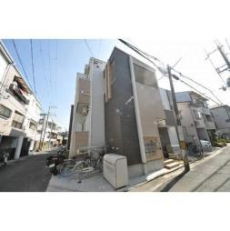 京阪本線 滝井駅 徒歩3分の賃貸アパート