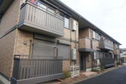 近鉄奈良線 瓢箪山駅 徒歩6分の賃貸アパート