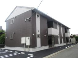 西鉄天神大牟田線 津福駅 徒歩4分の賃貸アパート