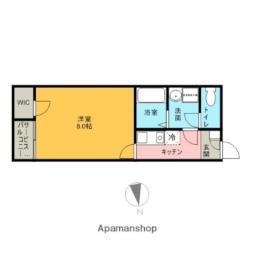 泉福寺駅 4.5万円