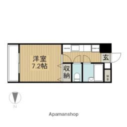 亀川駅 3.3万円