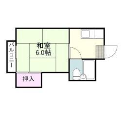 郡元駅 2.1万円
