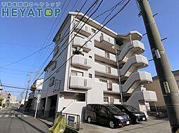愛知県名古屋市南区赤坪町の賃貸マンションの外観