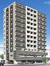 ウィングス西小倉[10階]の外観