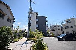 大阪府八尾市南太子堂2丁目の賃貸マンションの外観