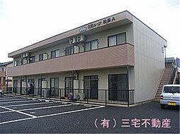 コミューン松島  A[202号室号室]の外観