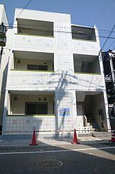大阪府大阪市阿倍野区阪南町3丁目の賃貸アパートの外観