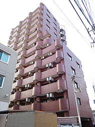 福岡県福岡市博多区銀天町2丁目の賃貸マンションの外観