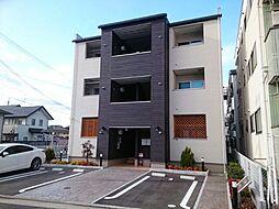 大阪府八尾市高安町北6丁目の賃貸アパートの外観