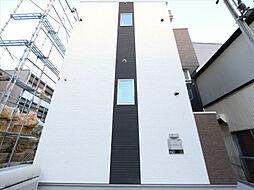 愛知県名古屋市北区城東町5丁目の賃貸アパートの外観