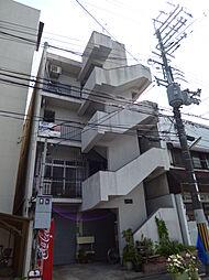 よしずマンション[411号室]の外観