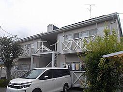ラフォーレアパート A棟[1階]の外観