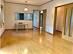 名張市安部田  パナソニックの家 5LDKの居間
