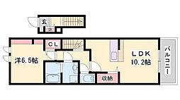 平松駅 5.8万円