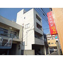 松村ビル[4階]の外観