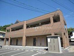 岡山県倉敷市玉島乙島の賃貸マンションの外観