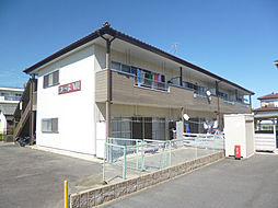 コーポ八幡[2階]の外観