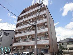 上桂くめマンション[106号室]の外観