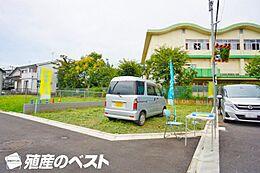 小金井市緑町の土地分譲。JR中央線「東小金井」「武蔵小金井」の2駅アクセスできます。