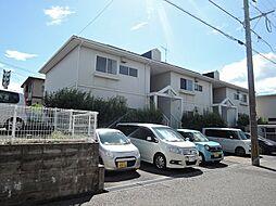 福岡県北九州市八幡西区本城東3丁目の賃貸アパートの外観