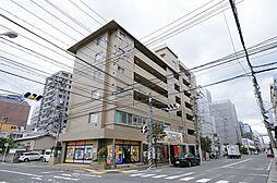 広島県広島市東区光町1丁目の賃貸マンションの外観