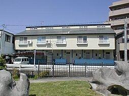 川鍋アパート[1階]の外観