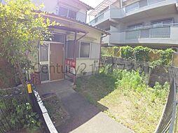 [テラスハウス] 大阪府池田市石橋4丁目 の賃貸【/】の外観