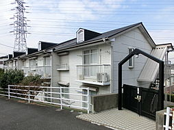 タウンハイツ富士見[103号室]の外観