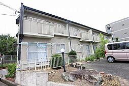 大阪府箕面市桜ケ丘4丁目の賃貸アパートの外観